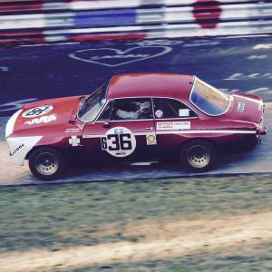 Alfa GTA Junior at the Nordschleife