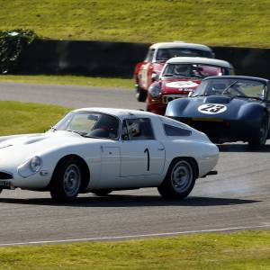 Goodwood Revival: fastest Alfa Romeo TZ