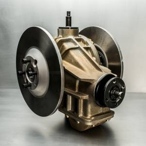Alfa TZ + TZ 2 Differential with limited slip